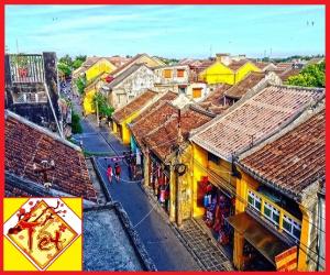 Đà Nẵng - Sơn Trà - Bà Nà - Hội An - Huế 4N3Đ (Mùng 2, 3, 4)