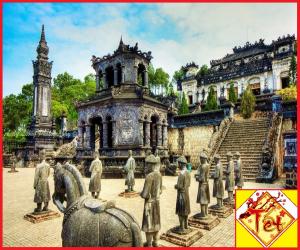 Đà Nẵng – Bà Nà - Hội An - Huế - Động Thiên Đường/Phong Nha 4N3Đ (Mùng 3, 4, 5)