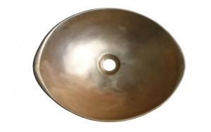 Lavabo bằng đồng Kanly BS-048