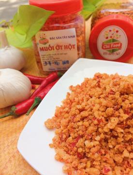 Muối ớt hột - Đặc sản Tây Ninh