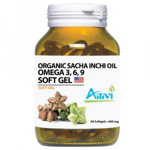 THUỐC VIÊN DINH DƯỠNG SACHA INCHI - Oganic Sacha Inchi Oil, SoftGel
