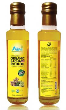 DẦU ĂN SACHA INCHI - Oganic Sacha Inchi Oil, Extra Virgin Oil
