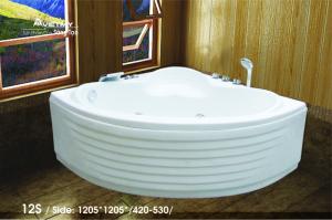 Bồn tắm góc Việt Mỹ Model 12S