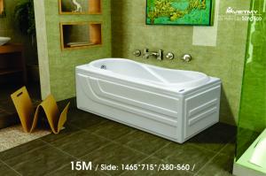 Bồn tắm dài Việt Mỹ Model 15M