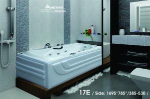 Bồn tắm dài Việt Mỹ Model 17E